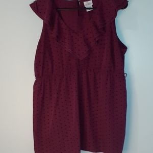 Oh Baby by Motherhood Top size XL
